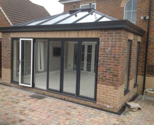 Aluminium Bi-Fold Doors Bournemouth