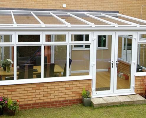 Conservatory Polycarbonate Roof Hampshire
