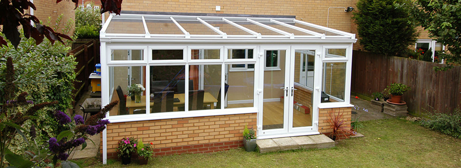 lean-to conservatory romsey