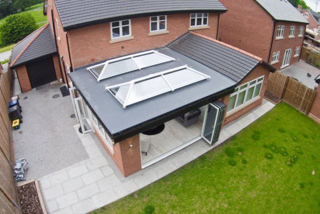 tiled conservatory roofs prices Southampton