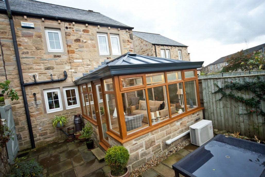 Wooden Conservatory Hampshire