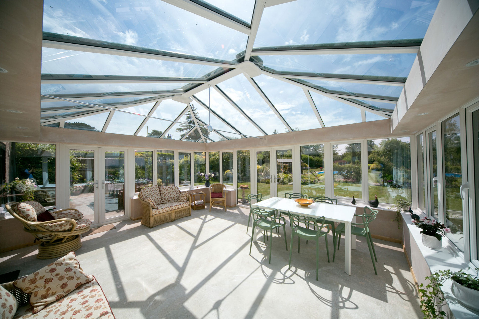 large span conservatory southampton