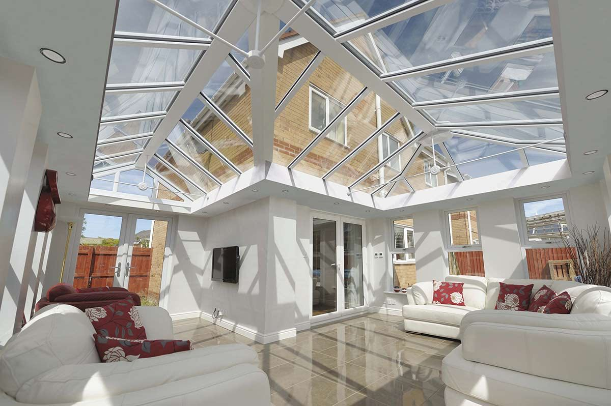 conservatory roof southampton