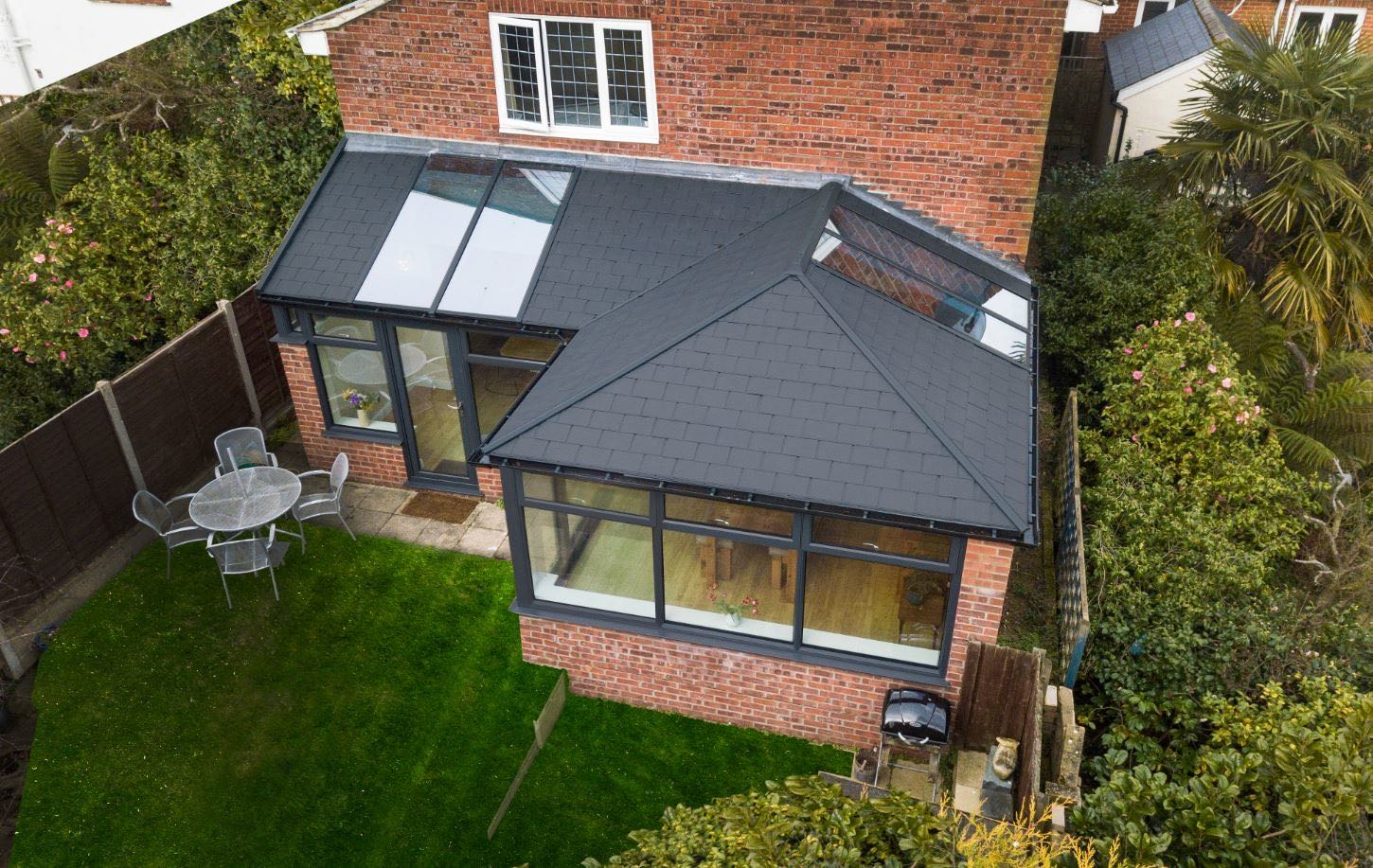 Clad Over Conservatory Roof | Replacement Roofs