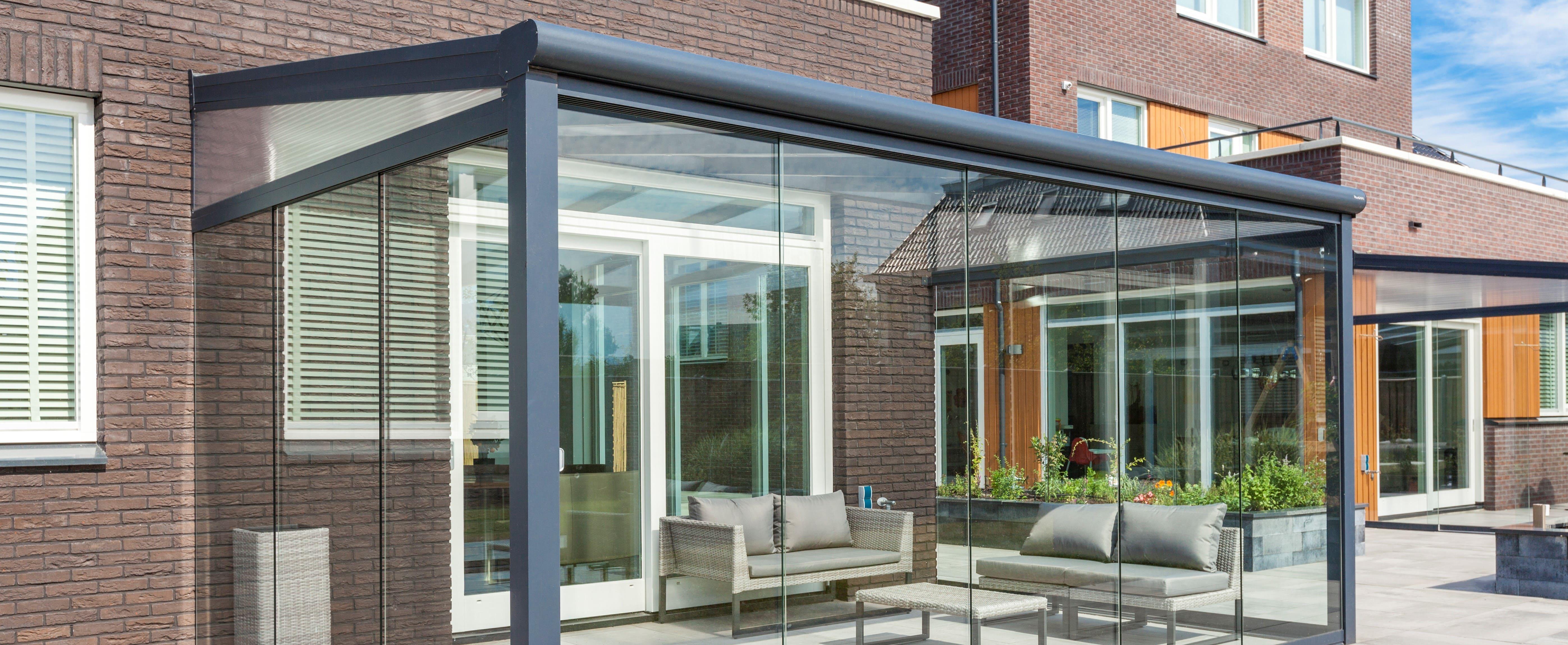 aluminium veranda cost southampton