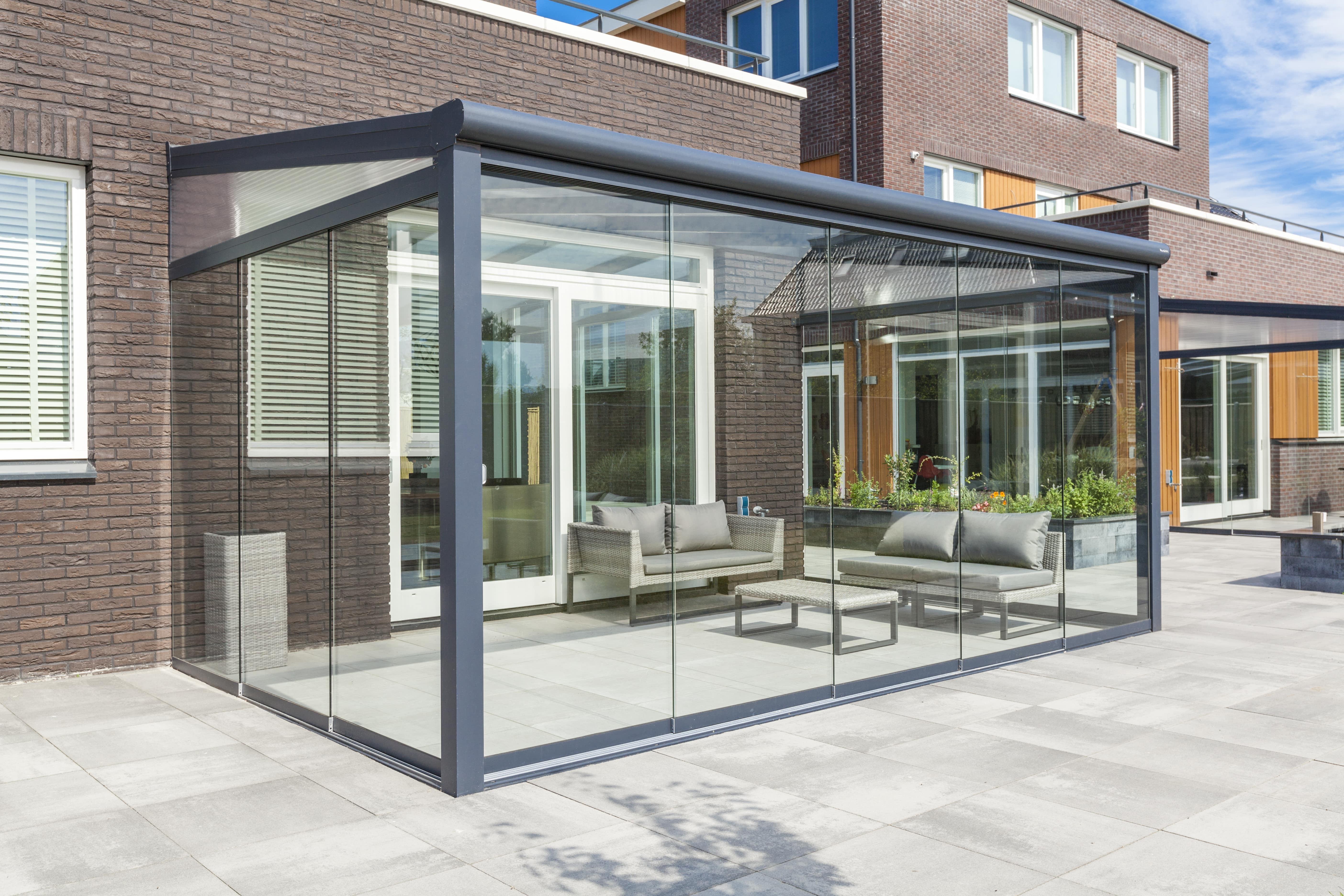 aluminium veranda cost southampton-min