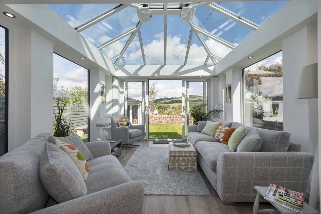 conservatory costs totton